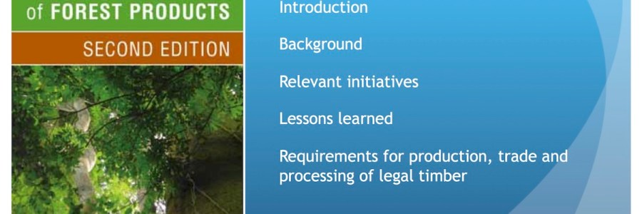 Timber Tracking Requirements for Independent Verification and Certification
