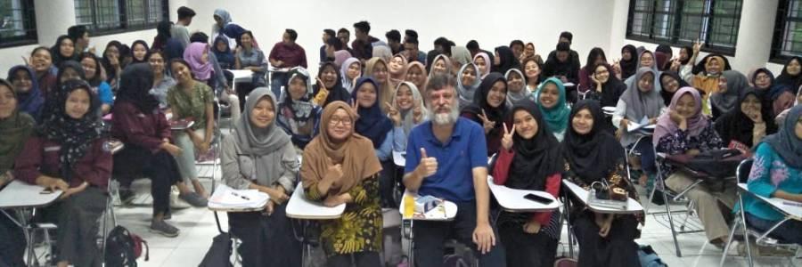 Guest Lecture IPB University