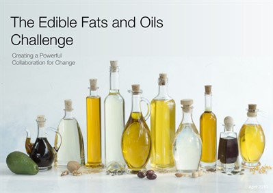 FftF | Edible Fats and Oils Collaboration