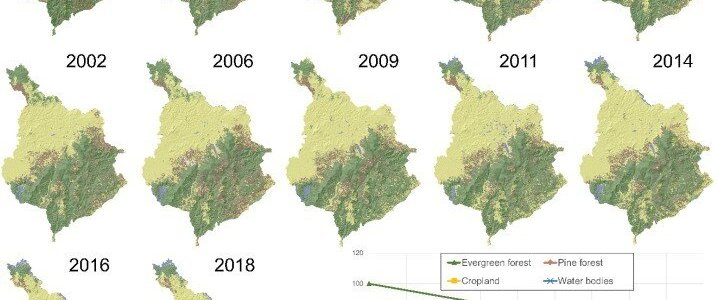 PHYS | What's driving tropical deforestation? Scientists map 45 years of satellite images