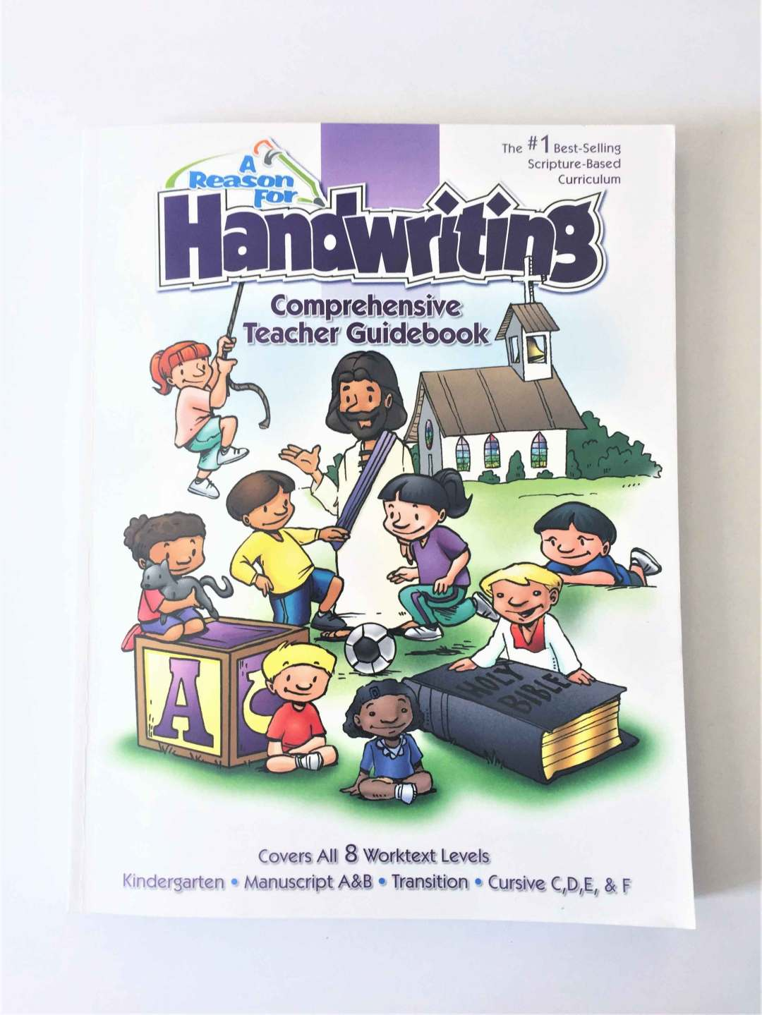 REVIEW: A Reason for Handwriting Book A