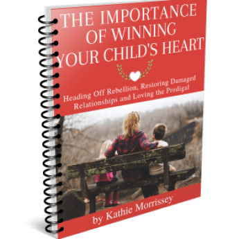 As parents, we can so easily think that our kids should just listen to us; we're the parent's after all. But, that's not the case. Find out the KEYS and the actionable tips to implement to begin winning your child's heart! #Christianparenting #parenting #raisingkids