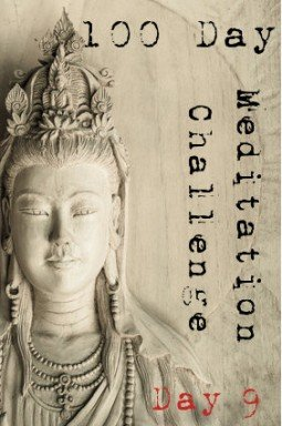 100 day meditation challenge 009