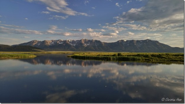 Red Rock Lakes National Wildlife Refuge, Montana