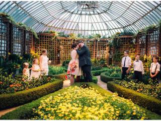 Nathan + Yolanda - Phipps Conservatory - Pittsburgh Wedding