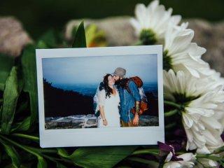 Klair + Dusty - Washington Monument State Park Wedding