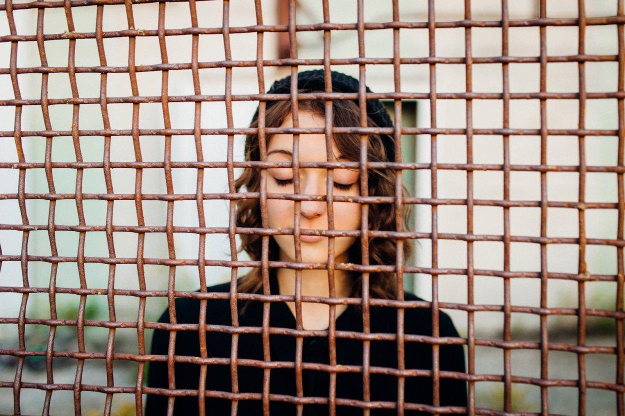 Ohio High School Senior Portraits Mingo Creek