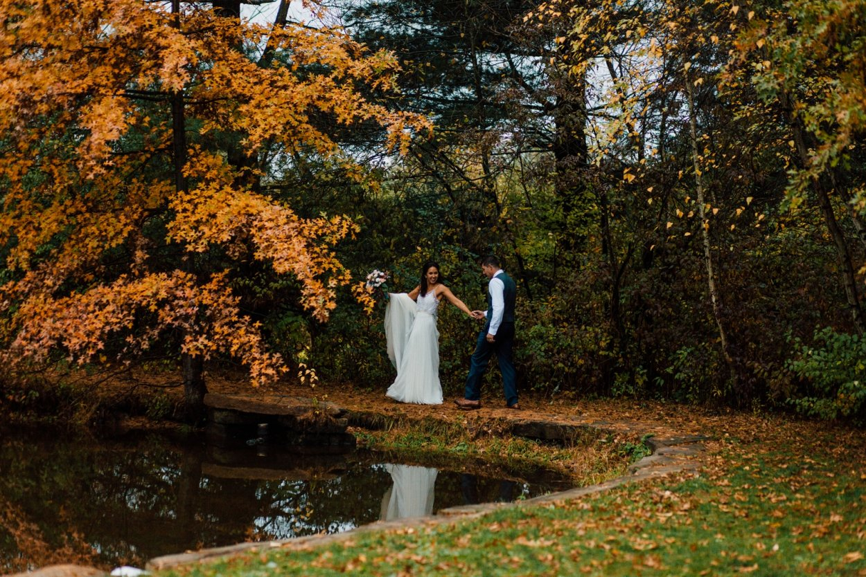 Mikaela  Billy  Succop Nature Park Wedding  Wild Native