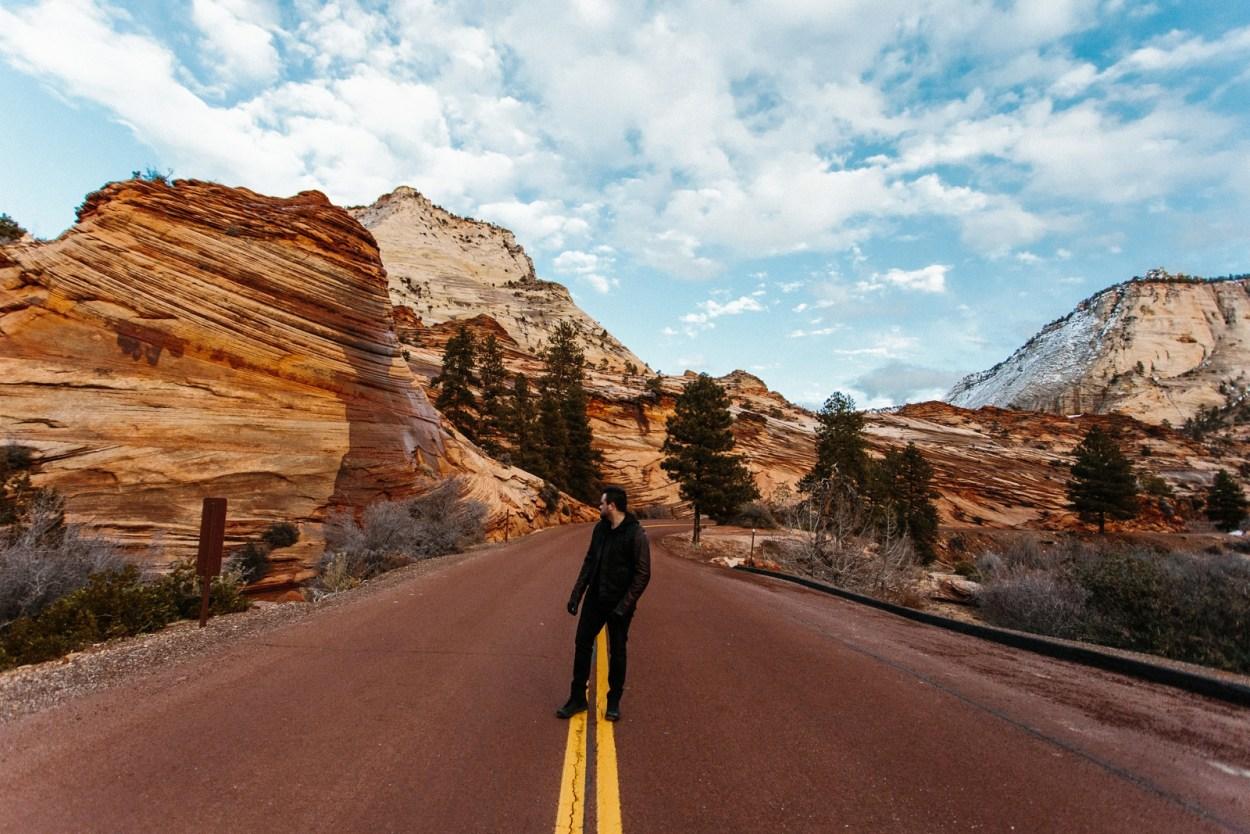 Wild Native Las Vegas Zion National Park