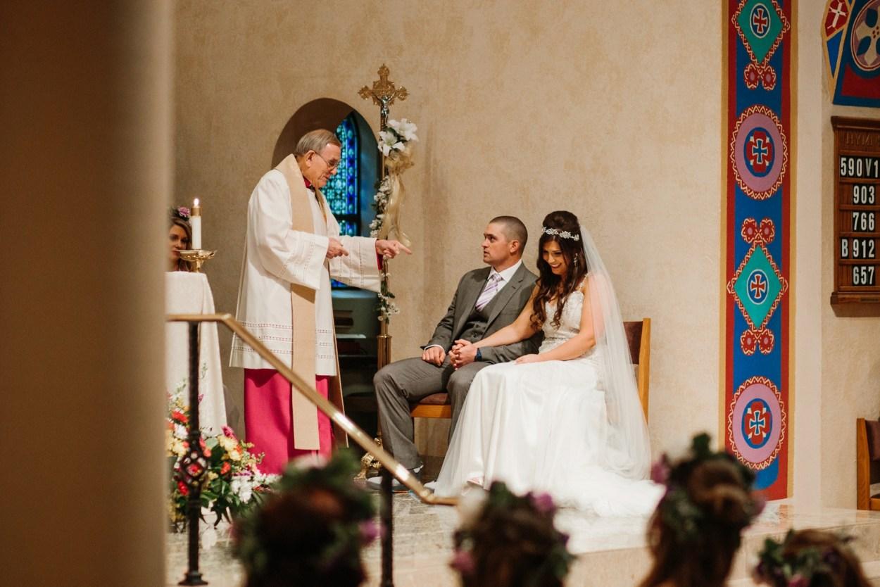Wedding Oglebay Park Wheeling West Virginia