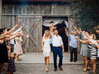 Caitlin + Josh - Rustic Acres Farm Wedding