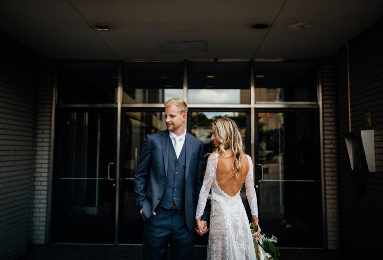 Wedding Pittsburgh Il Pizzaiolo