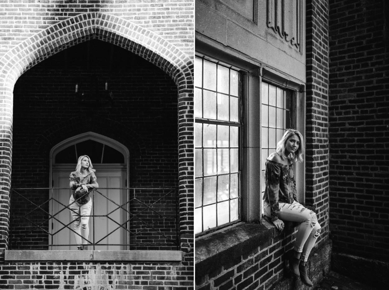 Senior Portraits Bethany West Virginia