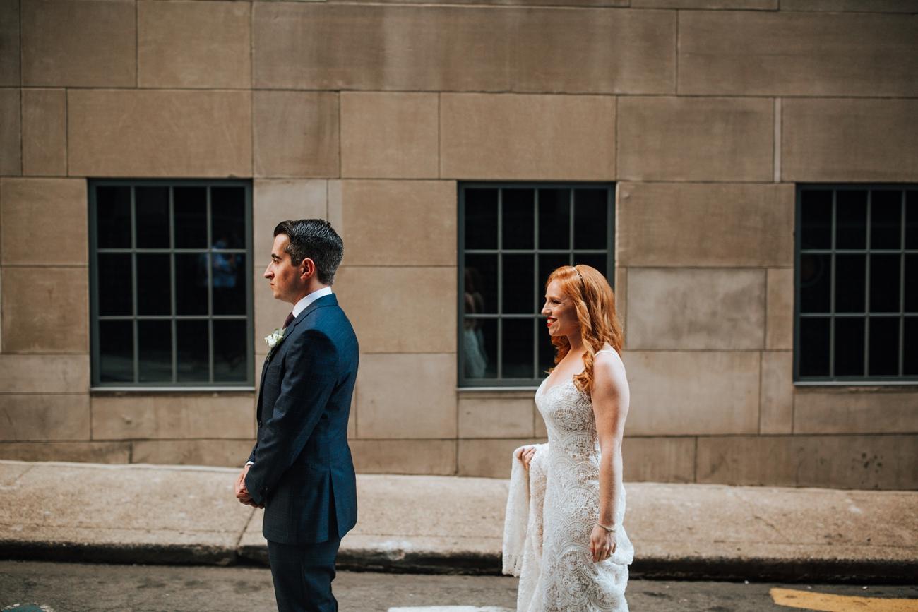 Pittsburgh Wedding Photographer Hotel Monaco Grand Concourse Downtown