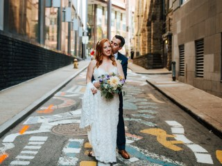 Lauren + Fred - Grand Concourse Wedding
