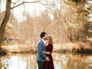 Kristen + Jerry - Succop Nature Park Engagement Session