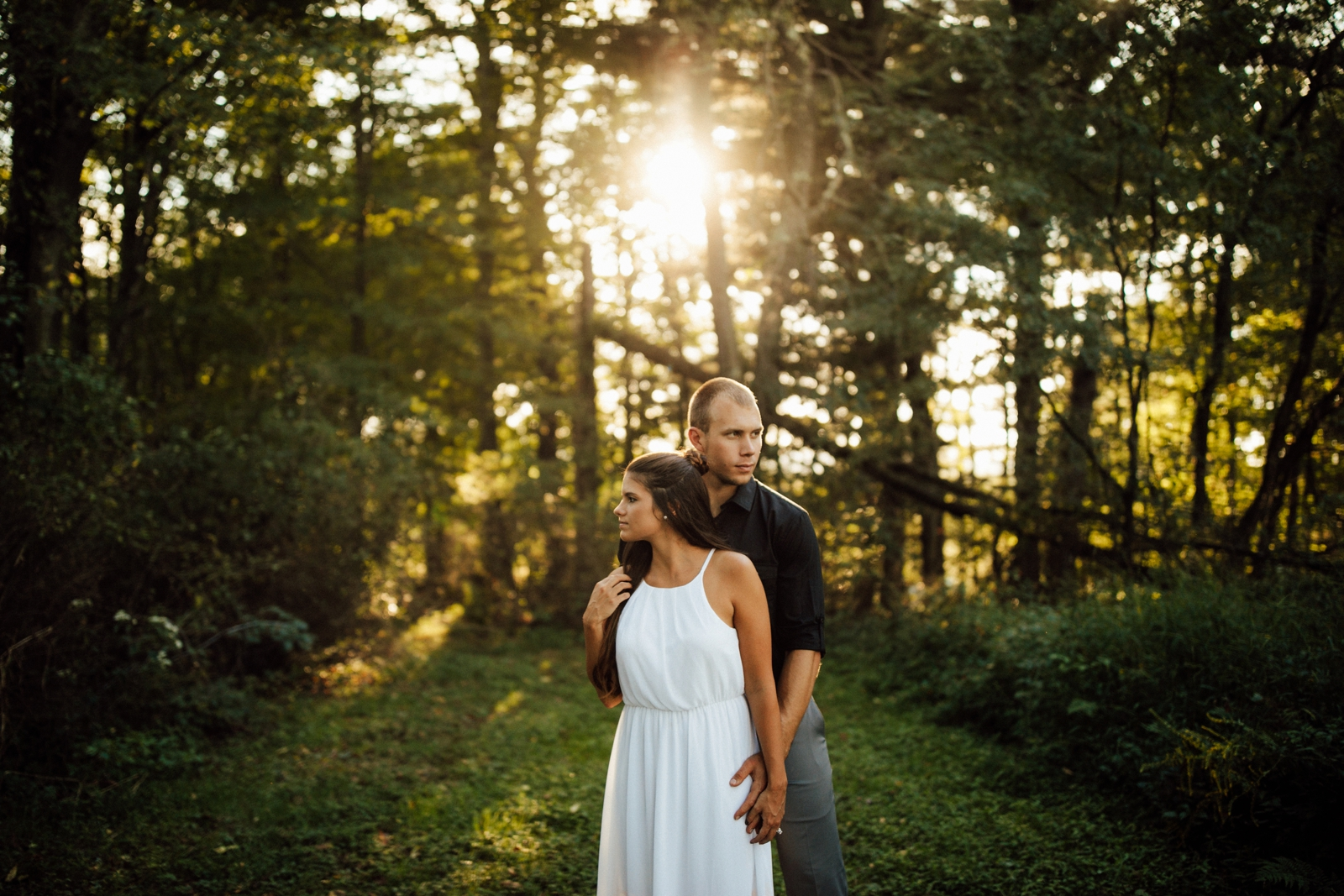Saxonburg Butler Pittsburgh Pennsylvania Engagement Photographer