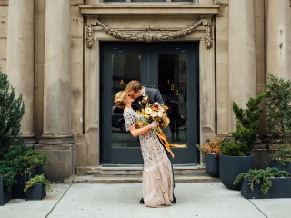 Aisling + Conor - Ace Hotel Pittsburgh Wedding