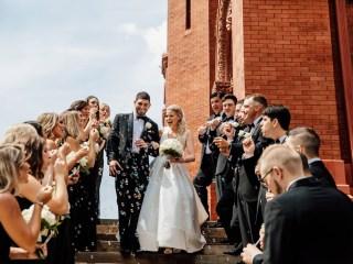 Erica + Salvador - Downtown Wedding at The Pennsylvanian