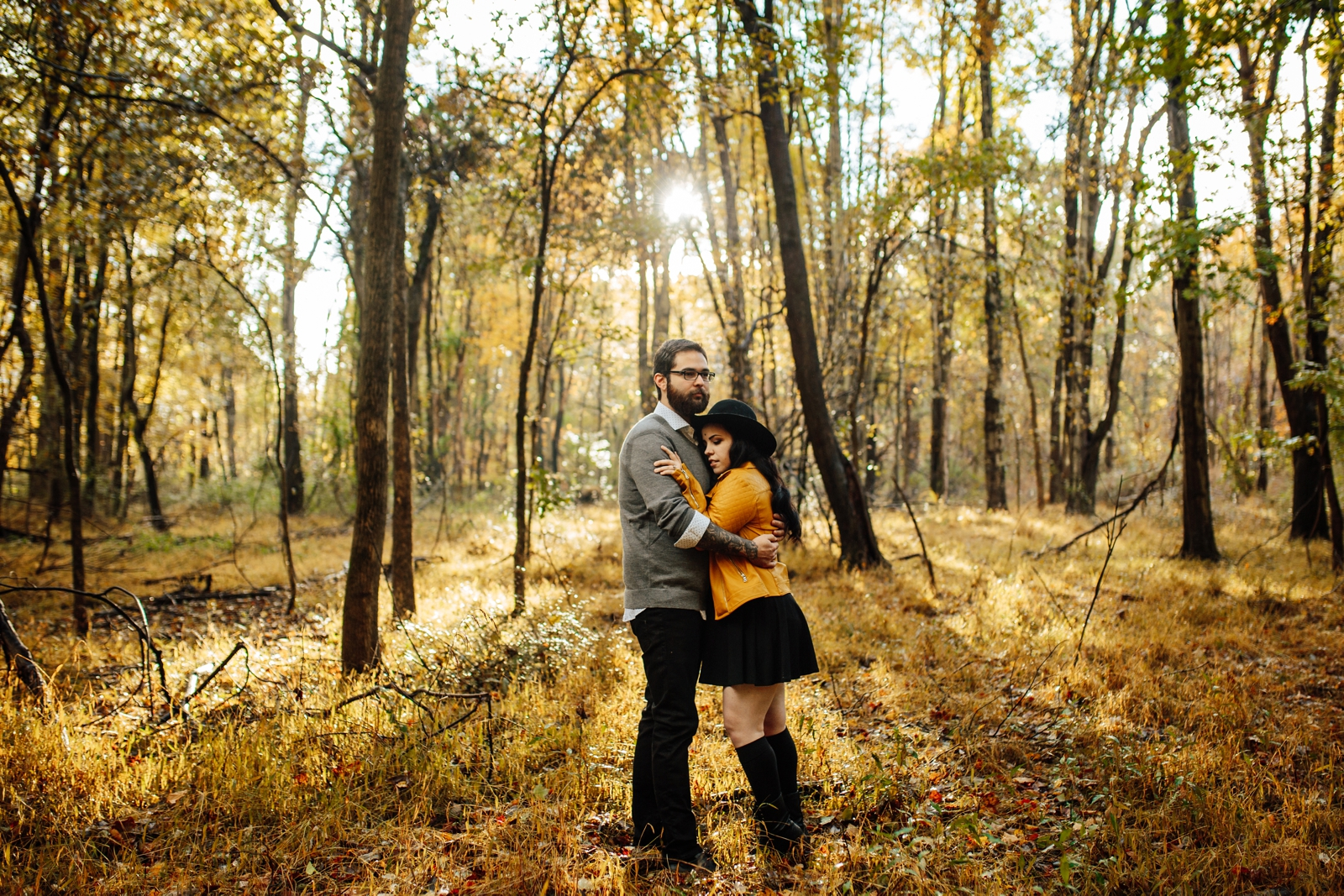 Destination Wedding Engagement Photographer New Jersey