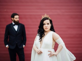 Megan + Jonny - George Washington Hotel Wedding