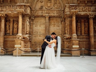 Courtney + Drew - Carnegie Museum of Art Wedding