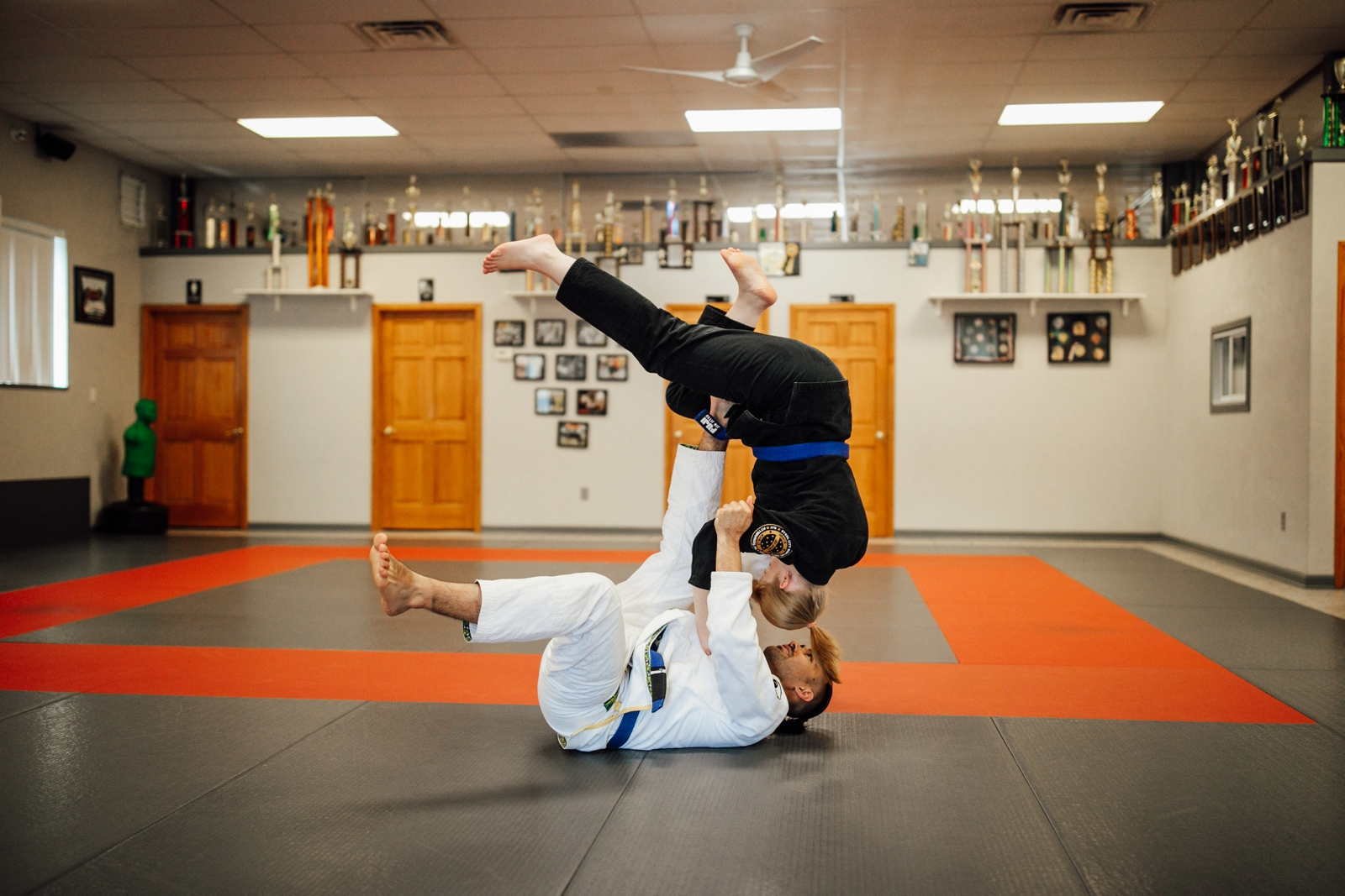 Pittsburgh Engagement Photos Jiu-Jitsu Bloomfield Photographer