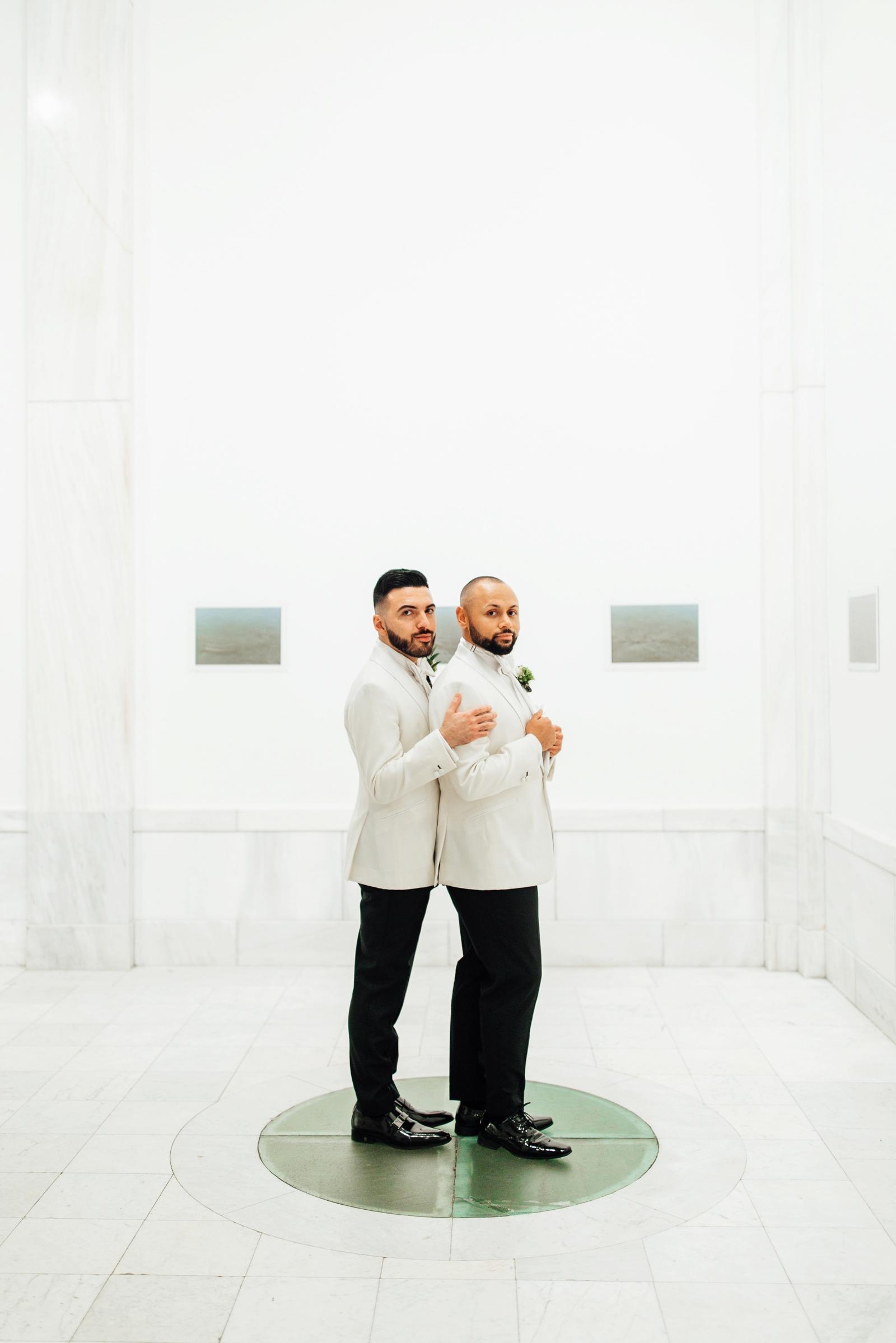 Ace Hotel Pittsburgh Wedding Photographer Carnegie Museum of Art