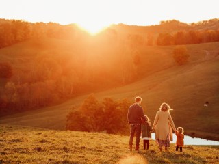 A Fall West Virginia Family Session
