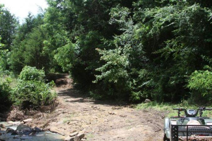 Landslide at Wild Ozark