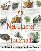 Cover art for the new My Nature Journal from Wild Ozark