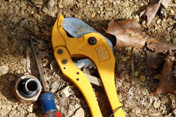 The other pipe cutter.