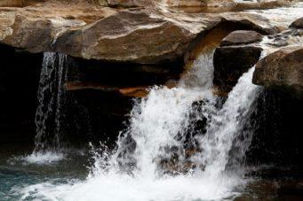 Falls in Kings River