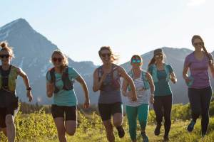 WILDR Fitness Crew | Group of Women Trail Running