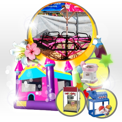 Splasher/Slide Party Package