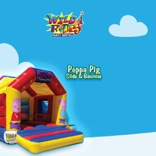 We're here because you want the best Festival, Event or Party Inflatable Enterta
