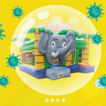 At Wild Rides Party Rentals, we offer high quality inflatables at discount renta
