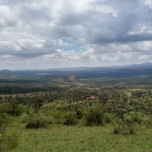 Southern valley of Lolldaiga Hills Ranch, Laikipia
