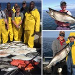 6-10-2016 Working hard to find those kings halibut