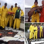 6-17-2016 Lots of kings and halibut to keep and a large ling to release