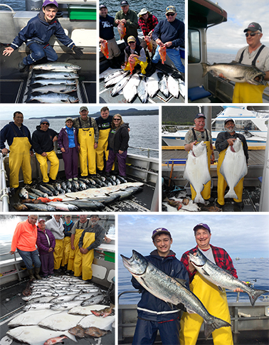 7 7 2016 Another fabulous day on Sitka waters