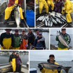 7-9-2016 Hard work is rewarded with fine catches of fish