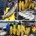 8-16-2016 Better weather better fishing