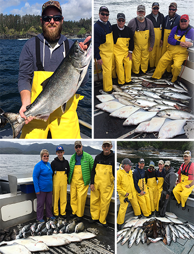 8 16 2016 Better weather better fishing