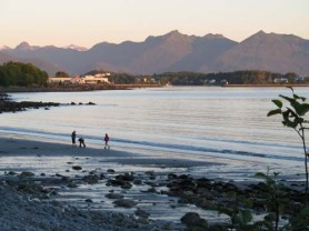 Beach In Sitka, AK