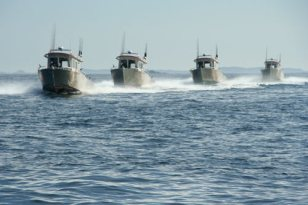 Wild Strawberry Lodge Boats Cruising