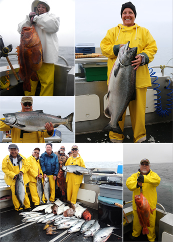 7 13 2014 Some terrific fish were landed today