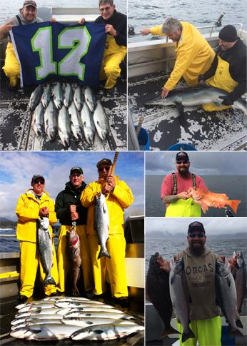8 30 2014 We are VERY happy fishermen