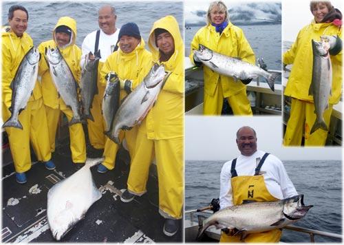 07 21 2010 Successful fishing makes everyone happy