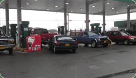 Petro Station in Sitka, Alaska